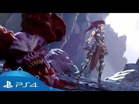 Darksiders III | Announcement Trailer | PS4