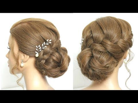 Wedding Prom Updo Tutorial  Formal Hairstyles For Long Hair thumbnail