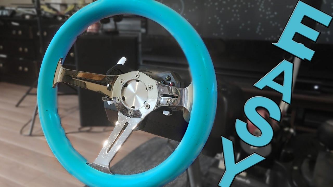Nrg Massage Chair Gray Accent Chairs Logitech G920 Custom Wheel Tutorial