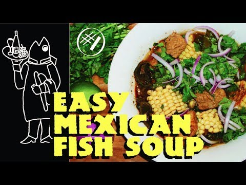 Fish Soup Recipe? Thresher Shark Recipe🤔? How To Cook Shark Mexican Fish Soup