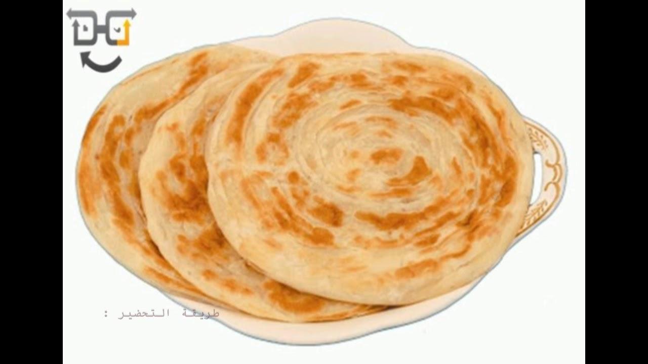 طريقة عمل خبز الشباتي الهندي Youtube