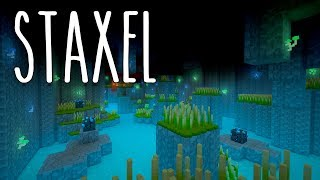 Staxel #09 | Die Kristallhöhle | Gameplay German Deutsch thumbnail