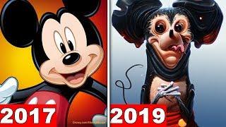 9 DIBUJOS ANIMADOS QUE ASÍ SE VERÁN EN 2019!