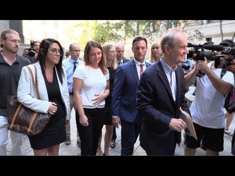 JEFFREY EPSTEIN DEAD! Two Victims Leave Court W/ David Boies & Brad Edwards 7/15/19