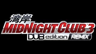 Midnight Club 3 DUB Edition Remix PlayStation 2 Classic on PS3 in HD 720p