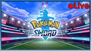 Pokemon Sword - Battling Subscribers! - ???? Live