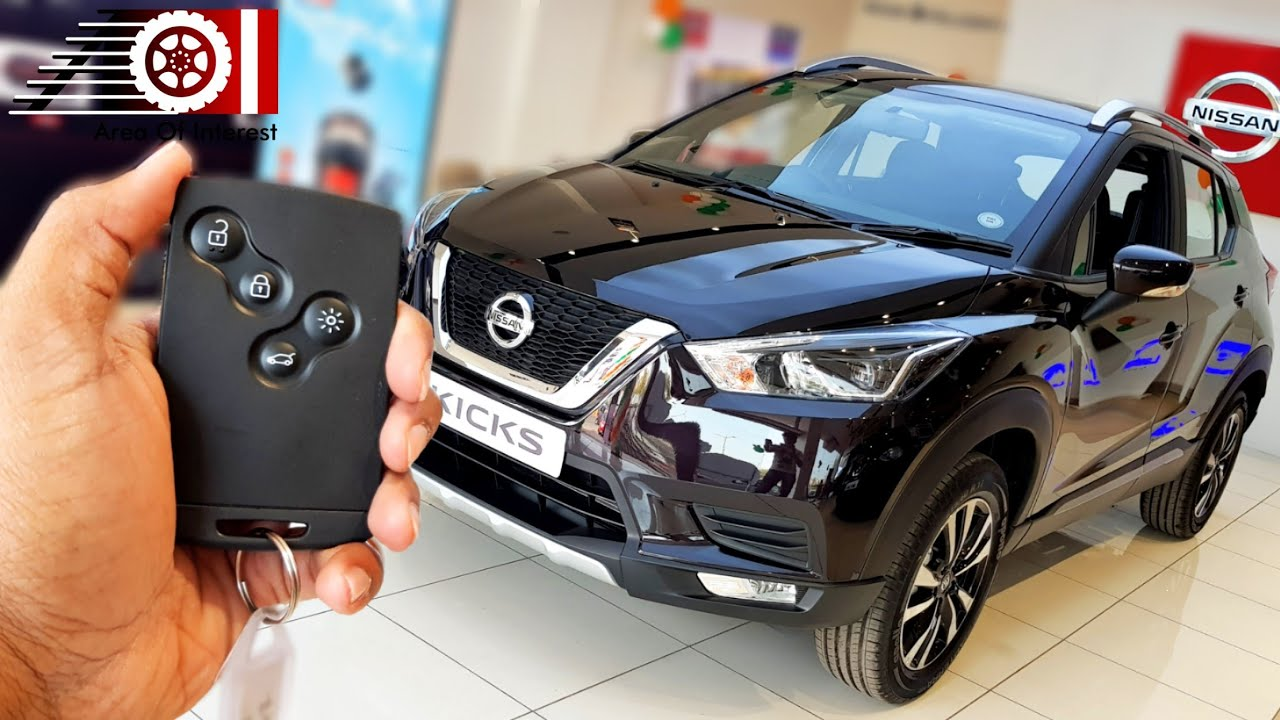 2019 Nissan Kicks Xv Premium Night Shade Black 2nd Top Trim