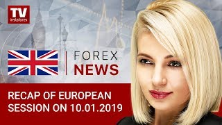 InstaForex tv news: 10.01.2019: Will EUR and GBP rise further?