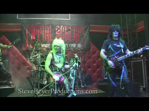 Primal Scream - Las Vegas - Motley Crue Trbute (Watch in HD)