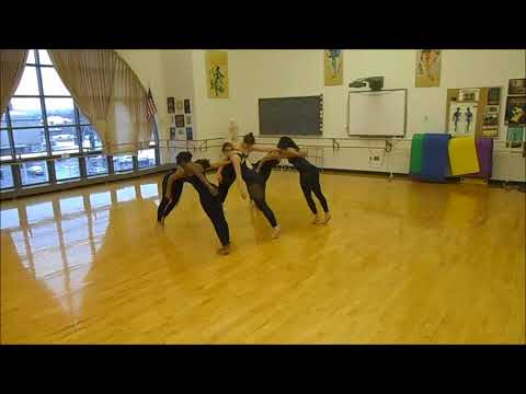 Grace Myers Columbia University Dance Supplement