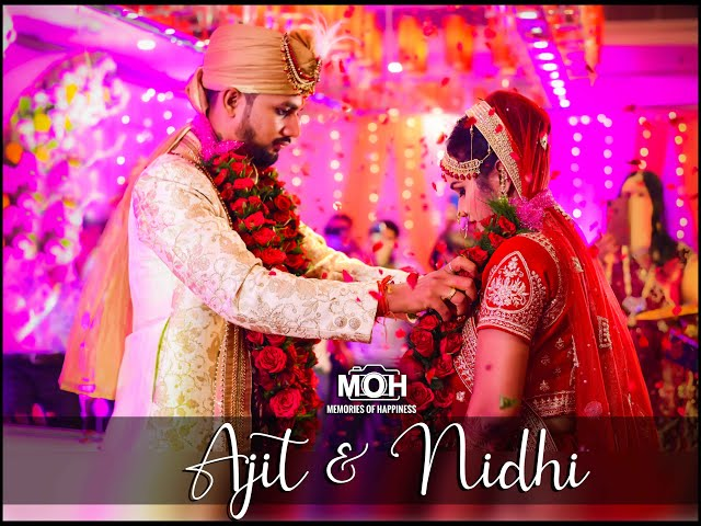 Best Wedding Highlight 2020 | Lockdown Wedding || AJIT & NIDHI | MOH- MEMORIES OF HAPPINESS (PATNA)