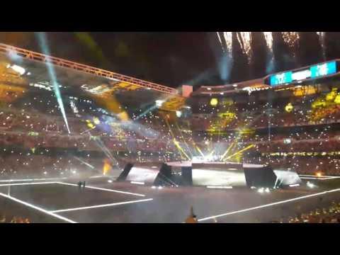 Hala Madrid y Nada Más. Celebración de la Duodécima.