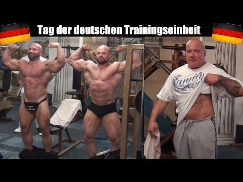 Masse ballern im Olympic Hamburg mit Heiko Kallbach und Enrico Hoffmann