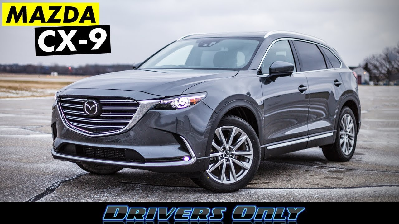 2020 Mazda CX-9s Redesign and Concept