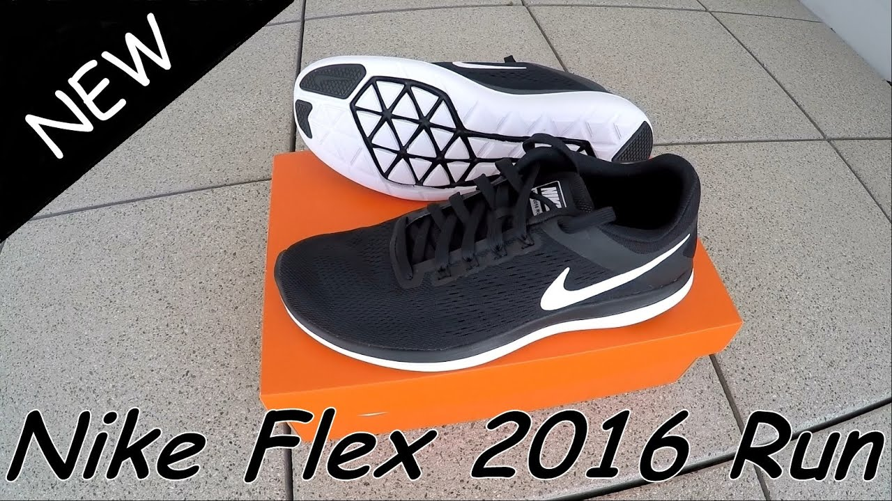 New Nike Flex 2016 Run - YouTube a16add35ba53