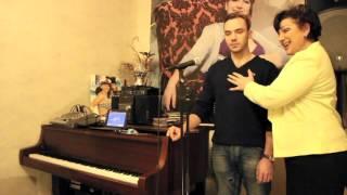 Урок по вокалу №14 | Распевки | Работа над звукоизвлечением