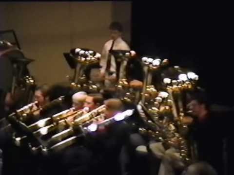 Del City High School Band - Winter Concert 12/09/1998