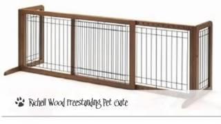 More info on indoor dog gates: http://heartmydog.com/indoor-dog-gates/