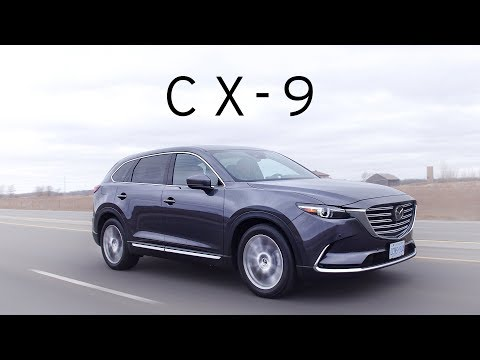 2019 Mazda CX-9 Review – Three Rows of Joy