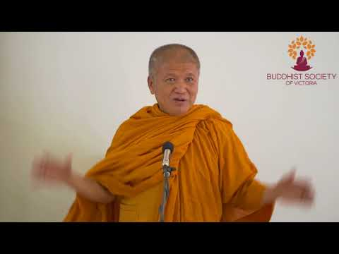 Ven Dr. Vimokkha Metino - Session 7 Somdej Toh Meditation, Heart and Mind as One