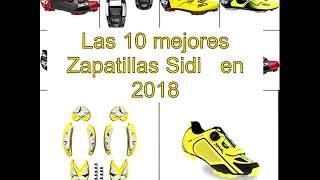 Las 10 mejores Zapatillas Sidi en 2018