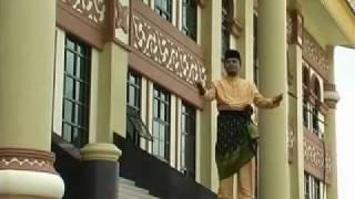 Zapin Senapelan Pekanbaru , Riau