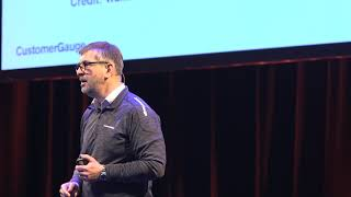 Monetize! Amsterdam - Adam Dorrell, CEO & Co-Founder of CustomerGauge