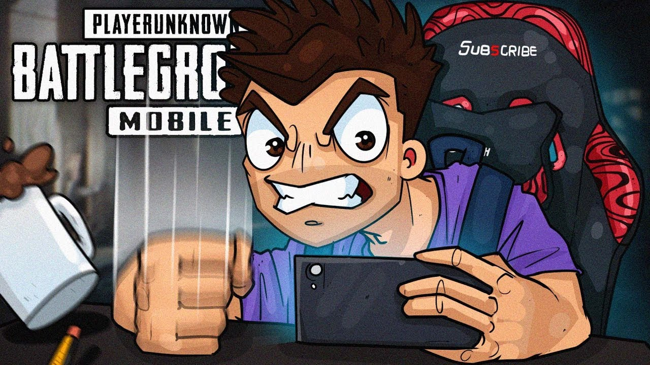 WHY I DONT PLAY PUBG MOBILE