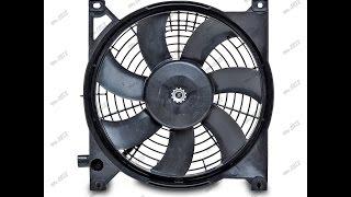 Ремонт вентилятора.Система охлаждения двигателя- Volvo 850.