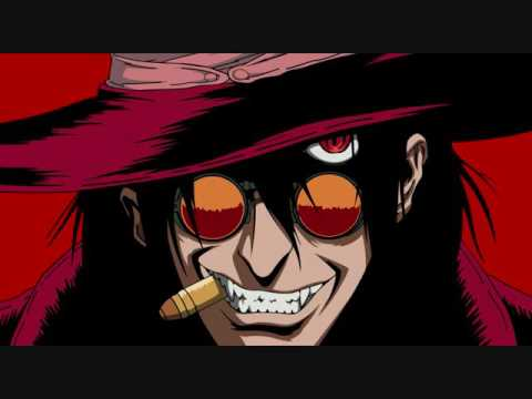 Hellsing TV Series Opening The World Without Logos Extended