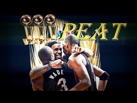 """Miami Heat """"Big 3"""" 2014 - 3 PEAT ᴴᴰ"""