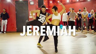 JEREMIAH | Choreography by Alexander Chung