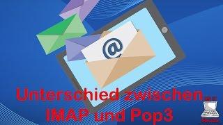 Unterschied zwischen IMAP und Pop3 - Grundlage - E-Mailsoftware einrichten - RS IT-Service