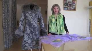 Презентация канала Yana Petrik Студия войлока Demoiselle. Presentation felting studio Demoiselle.