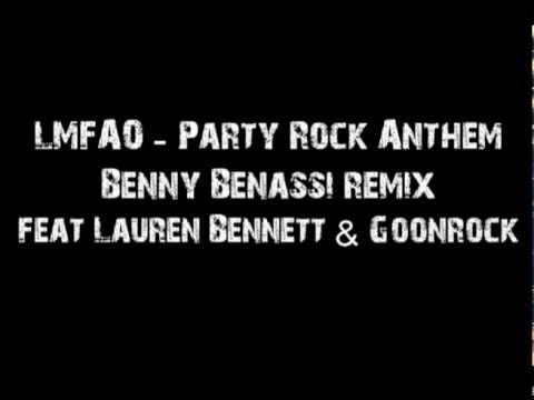 LMFAO - Party Rock Anthem (Benny Benassi Remix) [feat. Lauren Bennett & GoonRock] HQ