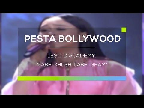 Lesti D'Academy - Kabhi Khushi Kabhi Gham (Pesta Bollywood)
