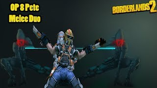 OP 8 Pyro Pete the Ultra Invincible Melee Duo with Striker