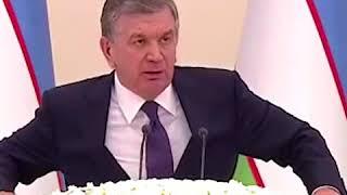 Как Мирзияев разговаривает с чиновниками