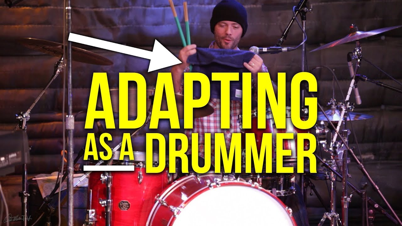 Adapting as a Drummer | Bass and Drums Workshop