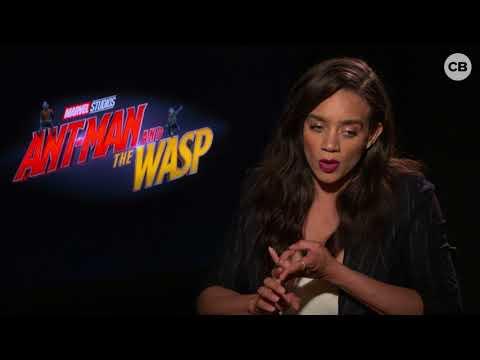 Hannah John Kamen Talks 'Ant-Man and the Wasp'