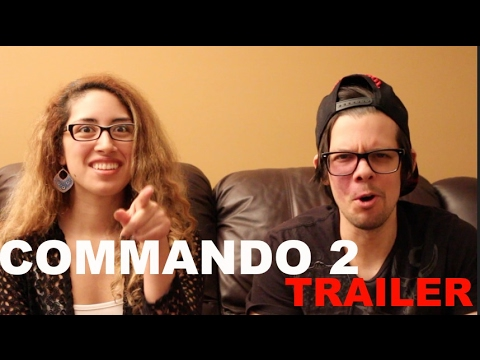 Commando 2 American Reaction!