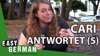 Cari antworet (5) - Sommer in Deutschland | Was sollen Cari und Klaus kochen?