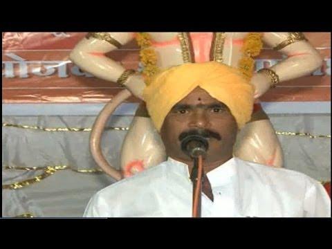 Vaidhya Ek Pandriravo |  Pandurang Dharmadhikari Mharaj | Indapur,Pune