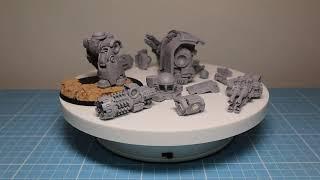 How to Magnetize a Leviąthan Dreadnought