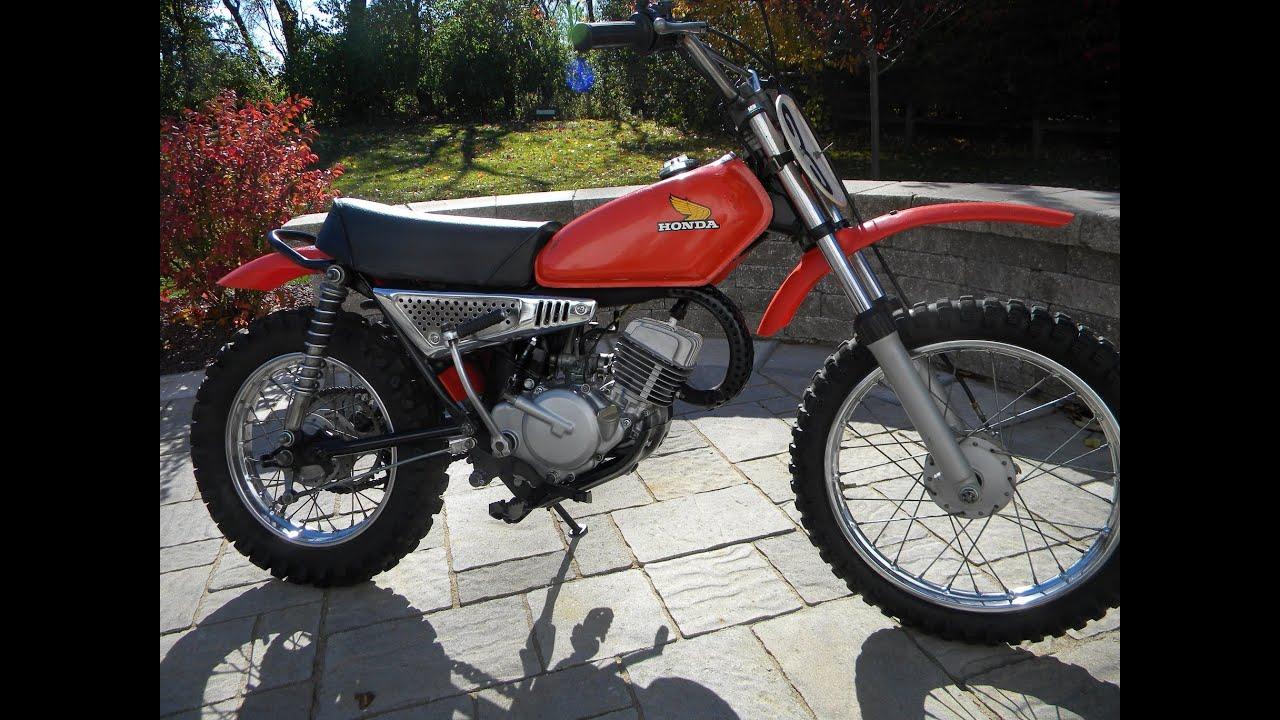 Honda C Max >> 1974 Honda MR50 resto - YouTube