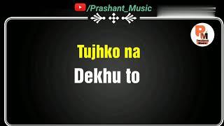 Tujko Na Dekhun | Akshay Kumar | | Anand Shrivastav, Milind Shrivastav | Jaanwar (1999)