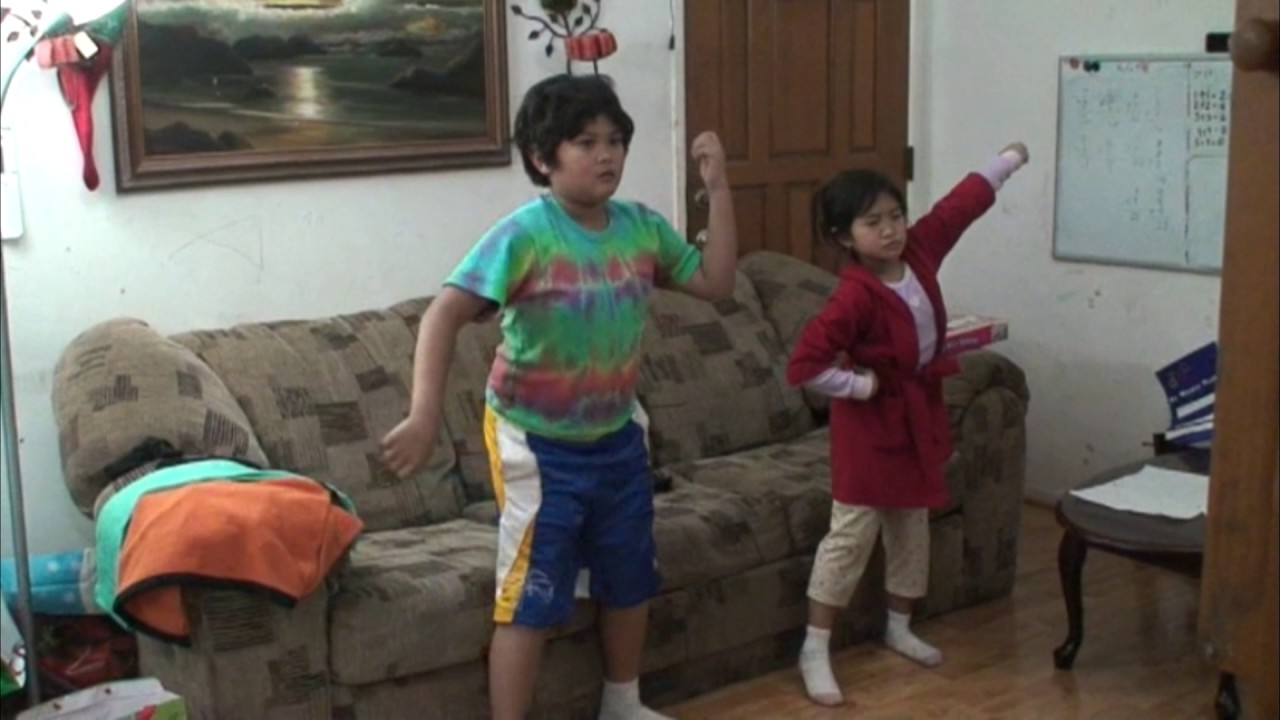 video collection sydney and kc alas dance central 2