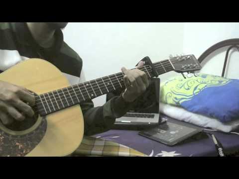 Sayang - Shae Guitar Cover