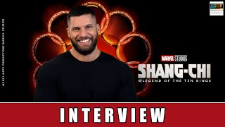 Shang-Chi and the Legend of the Ten Rings - Interview | Florian Munteanu | Razor Fist