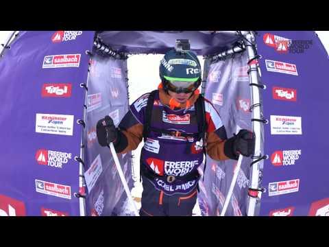 Winning Run Mickael Bimboes - FWT18 Fieberbrunn Austria